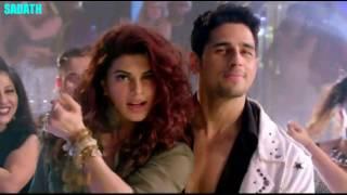 """Disco Disco Song"" | A Gentleman - Sundar, Susheel, Risky | Sidharth, Jacqueline | Hindi Song"""