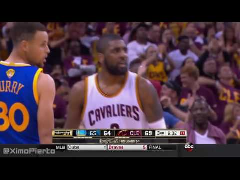 Golden State Warriors vs Cleveland Cavaliers   Game 4   Full Highlights   2016 NBA Finals