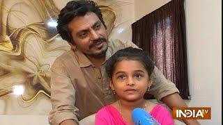 Manjhi: The Mountain Man - Nawazuddin Siddiqui Promotes His Movie on Udaan Sets - India TV