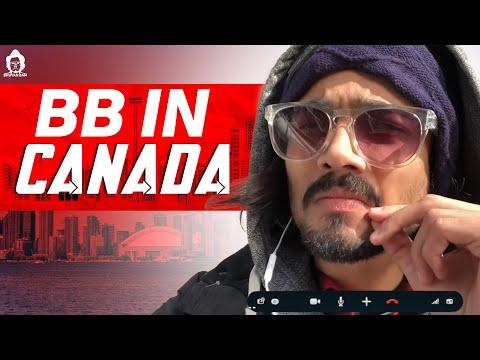BB Ki Vines (Vlog #5)-   BB in Canada  