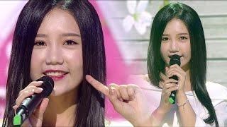 《Comeback Special》 Song Haye (송하예) - Soon Dae (순대) @인기가요 Inkigayo 20160731