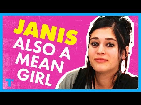 Mean Girls Janis and the Unpopular Mean Girl
