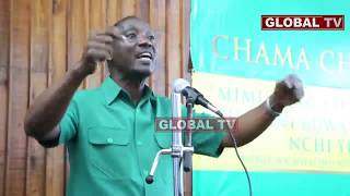 Haya Ndio Yanayomshangaza  Dkt Bashiru Kwa Zitto Kabwe