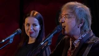 Píseň Skúška snov, zpěv Miro Žbirka a Katarina Knechtová - Show Jana Krause 21. 11. 2018
