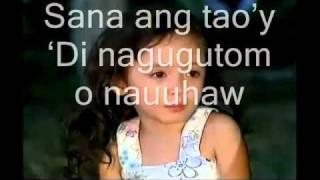 Sana Mutya Theme Song  Amy Nobleza LYRICS