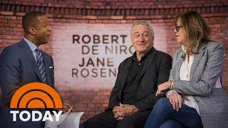 Robert De Niro: I Want To Escort President Donald Trump To Jail In An 'SNL' Sketch | TODAY