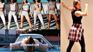 Beyoncé 'FORMATION' Dance Tutorial | andreakswilson