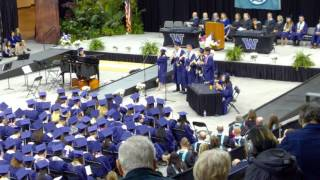 Interlake HS 2017 Graduation - The Cup Song (When I