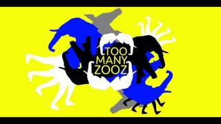 Too Many Zooz F Note full EP (2014)