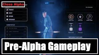 Star Wars Battlefront 2 Pre-Alpha Gameplay Leaked !!!!