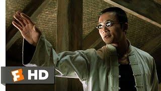 The Matrix Reloaded (1/6) Movie CLIP - Seraph's Test (2003) HD