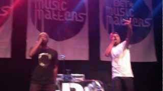 BET Music Matters Tour: Baltimore (Recap) Pt. 1