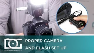 How To Setup Wireless Trigger for Off Camera Flash | Video Tutorial