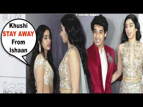 Xxx Mp4 Jhanvi Kapoor FIGHT With Sister Khushi Kapoor For Getting Close To Ishaan Khattar 3gp Sex