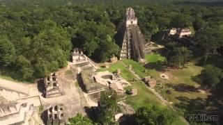 Mayan Ruins of Tikal..! shot in 4K!