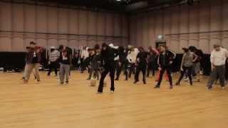 Michael Jackson - Hollywood Tonight - Rehearsal - Sofia Boutella - Rich And Tone Talauega