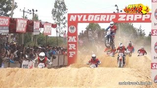 MRF Supercross 2015 Final Round at Bengaluru