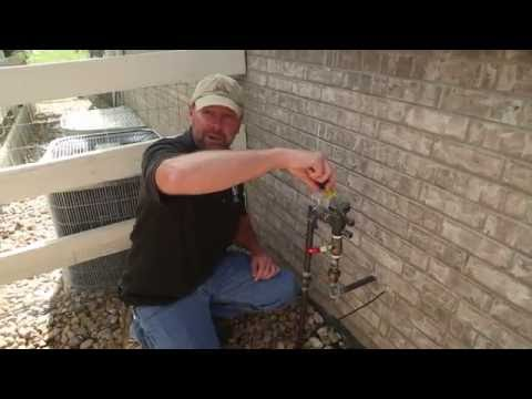 How To Winterize Your Sprinklers