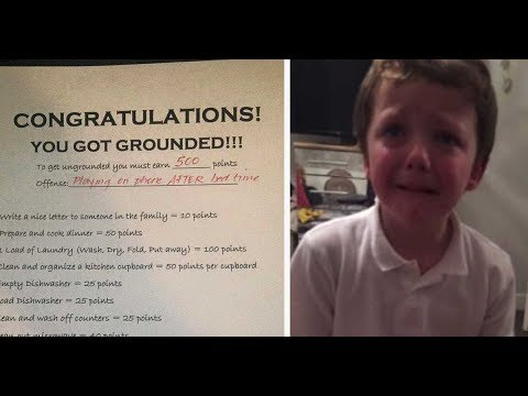 Xxx Mp4 This Mom's Punishment For Her Son Is Getting Praise From All Over The World 3gp Sex