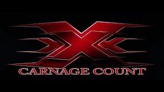 How Many Kills in xXx (2002)