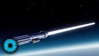 Laserschwert bald Wirklichkeit? Licht wird wie Materie - Clixoom Science & Fiction