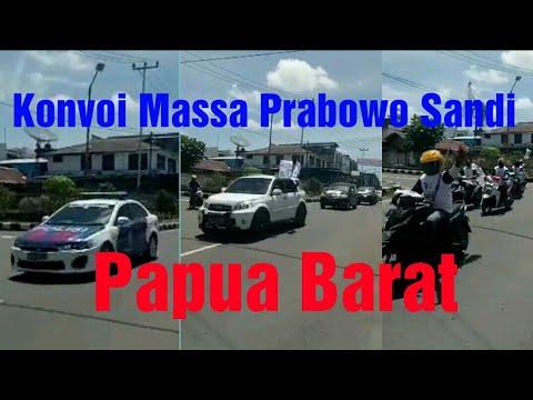 Xxx Mp4 Massa Prabowo Sandi Di Papua Barat Sambut Ketua BPN 3gp Sex