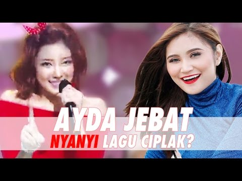 Ayda Jebat nyanyi lagu ciplak?