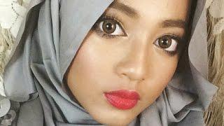 Glamorous Makeup for Eid! Selamat hari Raya :DD