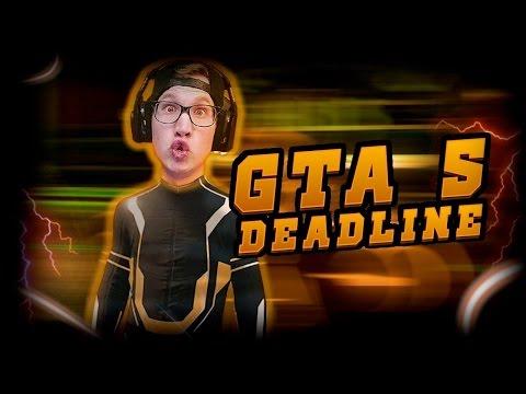 HOE KOM JE HIER NU WEER UIT!? (GTA V Online Deadline Mode)