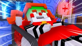 Circus Baby Gets Sick! Minecraft FNAF Roleplay