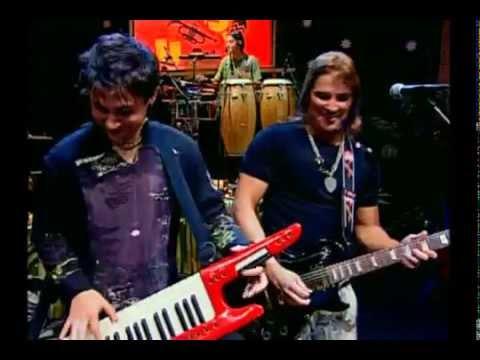 Capim Cubano no Chevrolet Hall Show DVD Completo