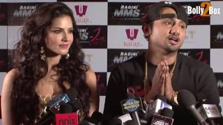 Exclusive Sunny Leone & Honey Singh's Full Interview