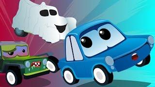 Zeek and friends | its halloween night | Halloween videos | Car Cartoons