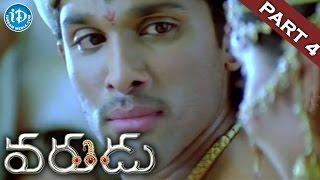 Varudu Full Movie Part 4    Allu Arjun, Bhanusri Mehra, Arya    Mani Sharma
