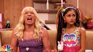 """Ew!"" with Ariana Grande"