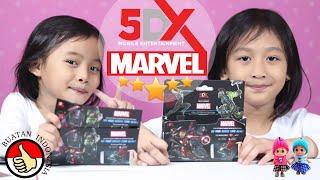 Lifia Niala Bermain Game 5DX Feat. MARVEL Games Asli Buatan Anak Indonesia