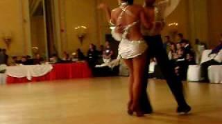 IDSF 2009 - Virgianie Oyao and Jefferson Pimentel (jive) Champion