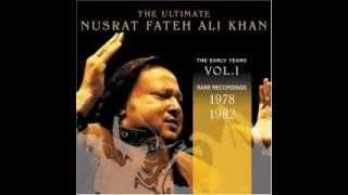 Meri Toba Toba Tu Maaf Karega by Nusrat Fateh Ali Khan