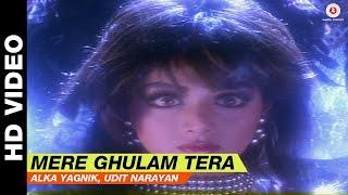 Mere Ghulam Tera - Laadla | Alka Yagnik, Udit Narayan | Anil Kapoor & Sridevi