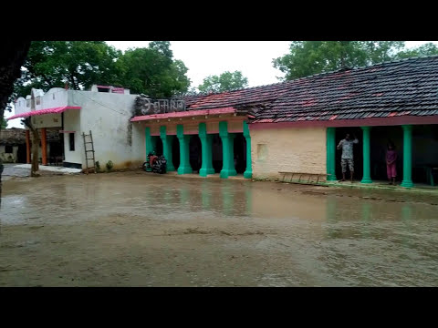 कभी नहीं देखा होगा ,My Indian Beautiful Village house | Awesome place in UP East