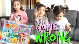 JAPANESE CANDY GONE WRONG! - April 22, 2017 -  ItsJudysLife Vlogs