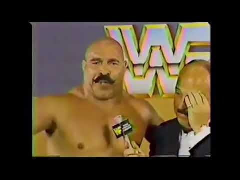 Mean Gene Okerlund - Too Hot for TV