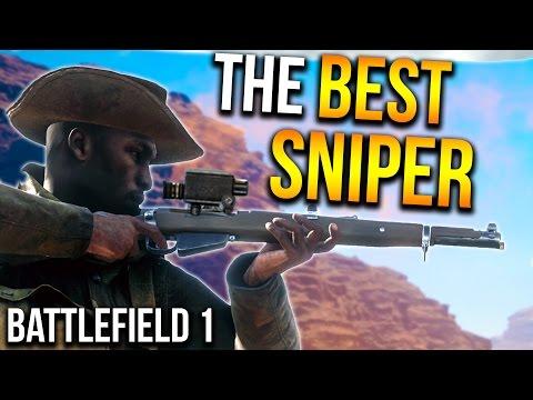 watch BATTLEFIELD 1 SMLE SNIPER BIG STREAKS   BF1 Lee Enfield Scout Gameplays