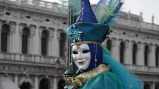 Travel Video - Carnaval In Venice, Italy In 2017 - Italy Travel