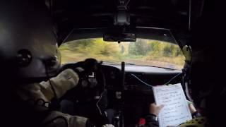 In-car Rally, Porsche 911 LSPR 2016 Lake Superior SS9