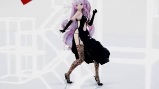 MMD : Killer Lady ( ルカ / Luka )