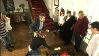 Aşkı Memnu 51.Bölüm Beşir Behlül Adnan Sahnesi