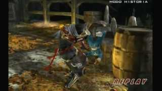 Tekken 5 | RAVEN Modo Historia | PS2 Español