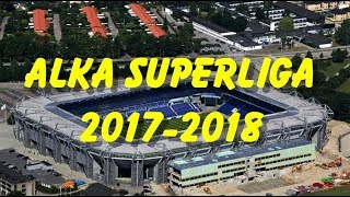 Denmark Alka Superliga 2017-2018 Stadium