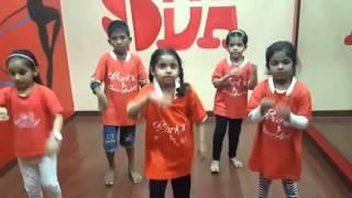 Tukur Tukur by Sparkx Dance Academy kids